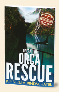 Operation Orca Rescue: A Poppy McVie Adventure