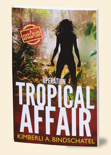 Operation Tropical Affair: A Poppy McVie Adventure