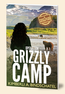 Operation Grizzly Camp: A Poppy McVie Adventure