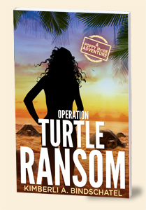 Operation Turtle Ransom: A Poppy McVie Adventure